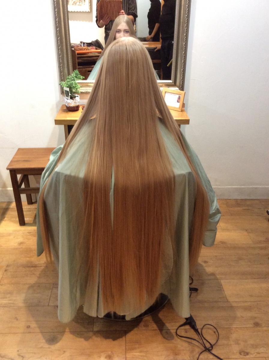 センチ 髪 1 ヶ月 何 1ヶ月で髪の毛は何センチ伸びるのか?実験しました